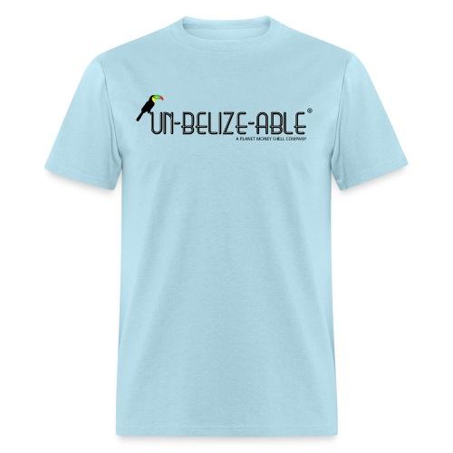 Un-Belize-Able - Men's T-Shirt