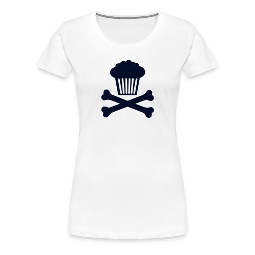 BadAss Baker - Women's Premium T-Shirt