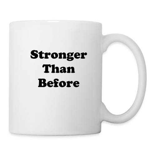 NYC Stronger Than Before Kids - Coffee/Tea Mug
