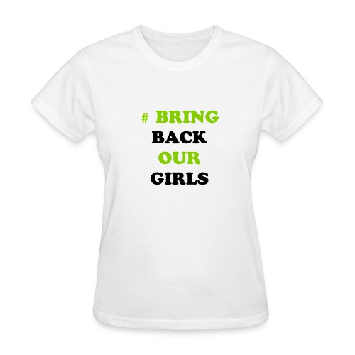 Bring Back Our Girls - Women's T-Shirt