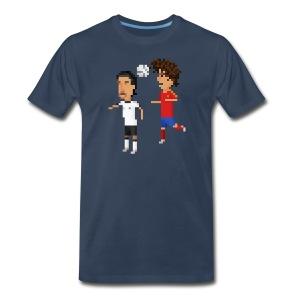 Men T-Shirt - El Tiburon 2010 - Men's Premium T-Shirt