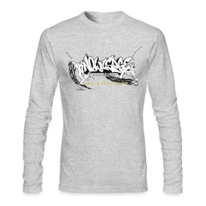 Knowledge Promo shirt - Men's Long Sleeve T-Shirt by Next Level