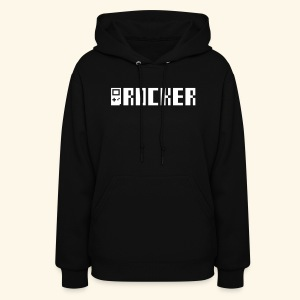 GB_Rocker (free shirtcolor selection) - Women's Hoodie