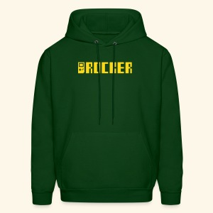 GB_Rocker (free shirtcolor selection) - Men's Hoodie