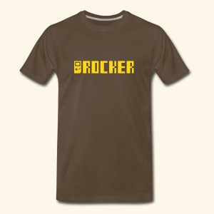 GB_Rocker (free shirtcolor selection) - Men's Premium T-Shirt