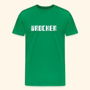 GB_Rocker Silver (free shirtcolor selection) - Men's Premium T-Shirt