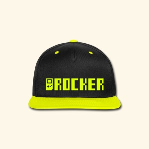 GB_Rocker - Snap-back Baseball Cap
