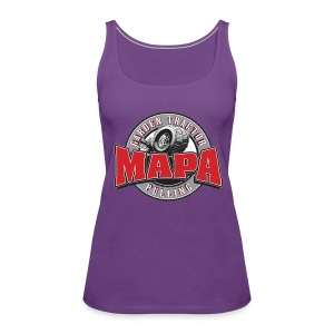 MAPA ladies tank - Women's Premium Tank Top