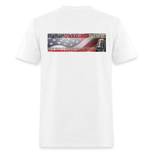 RAS TSPOT FLAG Value T - Men's T-Shirt