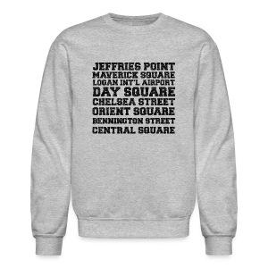East Boston Suburbs - Crewneck Sweatshirt