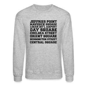 East Boston Suburbs - Crewneck Sweatshirt