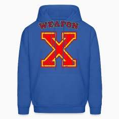 Weapon X Hoodies