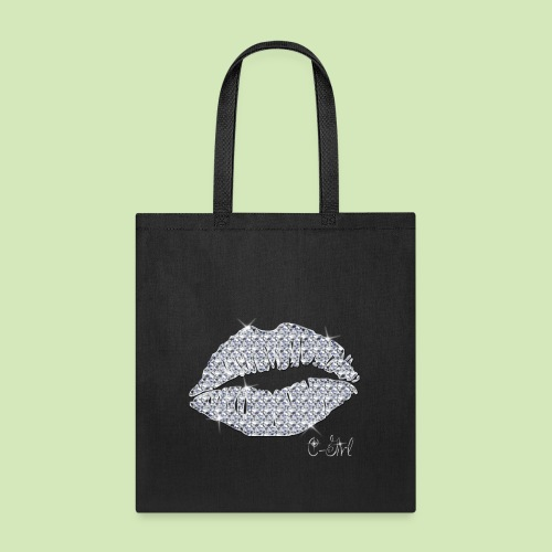 Hot Lips - Tote Bag