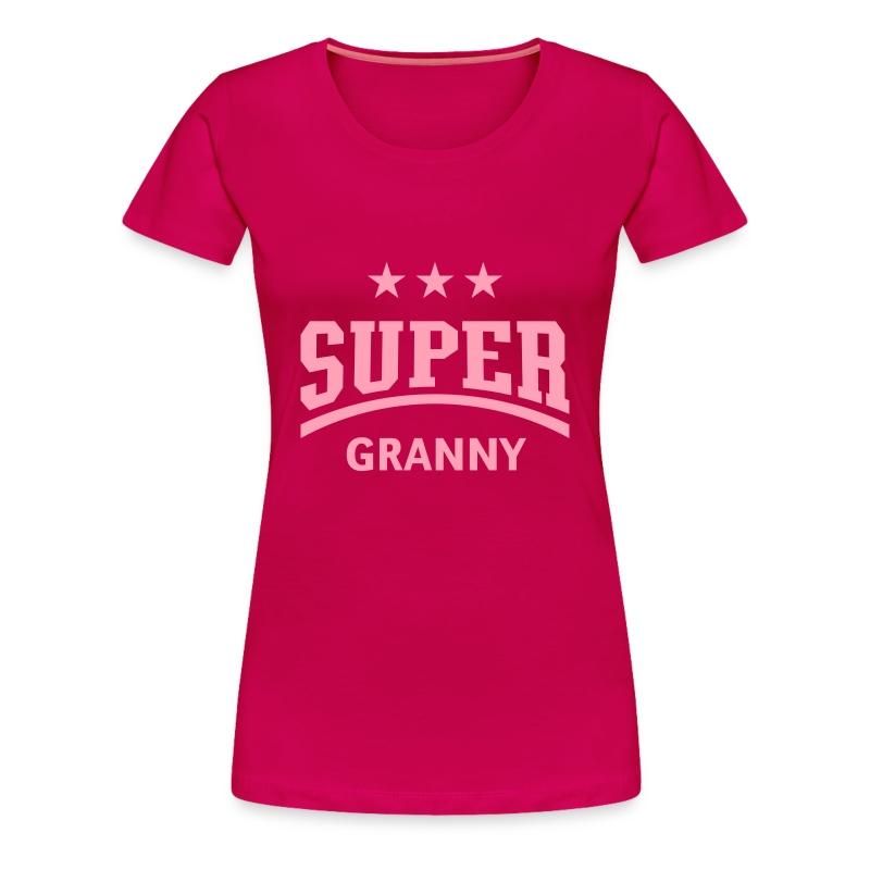 Granny T Shirt 99