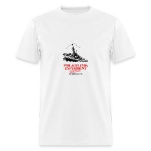Philadelphia Experiment - Men's T-Shirt