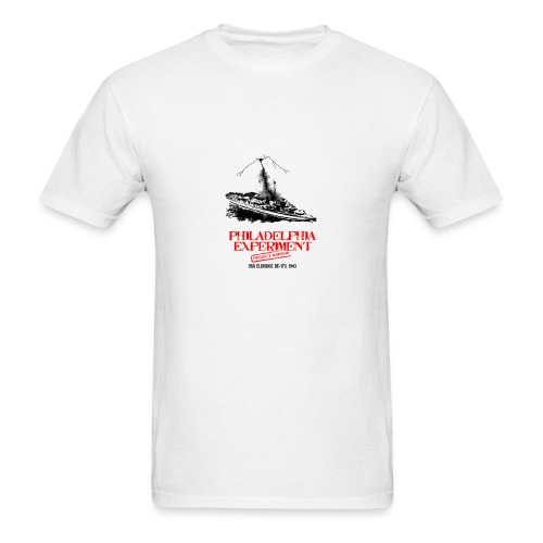 Philadelphia Experiment - Men's T-Shirt