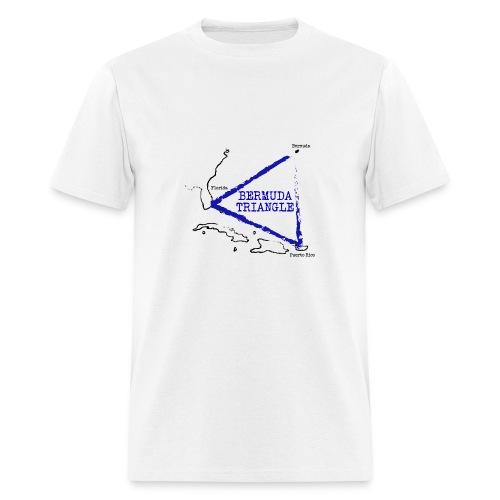 Bermuda Triangle - Men's T-Shirt
