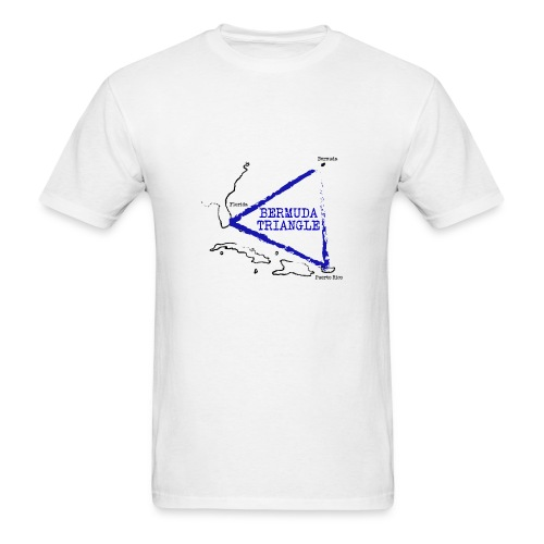 Bermuda Triangle - Men's T-Shirt