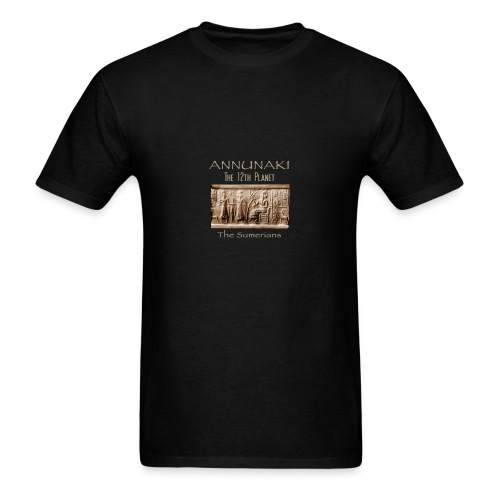 Annunaki 12th Planet - Men's T-Shirt