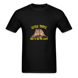 Devils Tower - Men's T-Shirt