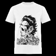 T-Shirts ~ Men's T-Shirt ~ Crouching Redneck, Hidden Badass