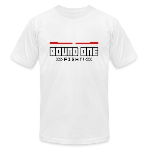 Round 1 - Men's T-Shirt by American Apparel