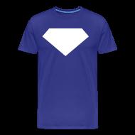 T-Shirts ~ Men's Premium T-Shirt ~ Mens T-Shirt // Minimalist Superhero THE LAST SON