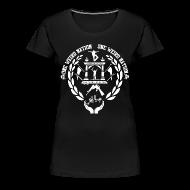 T-Shirts ~ Women's Premium T-Shirt ~ SKATETISTAN CHARITY SHIRT