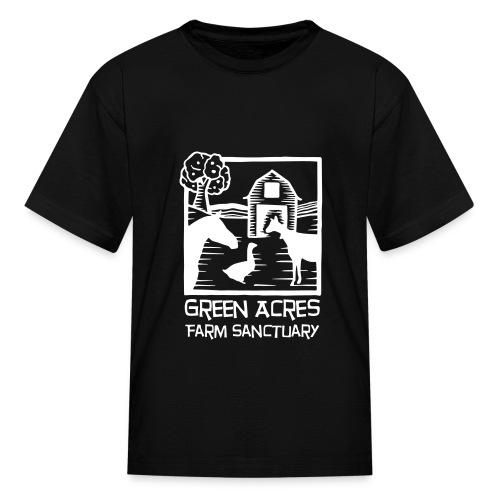 Kids Tee - White Logo - Kids' T-Shirt