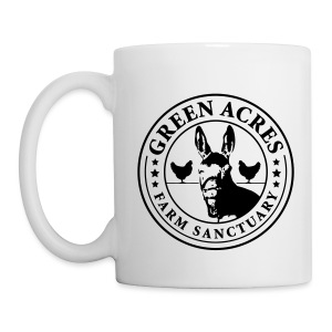 Coffee Mug Festus Logo Black - Coffee/Tea Mug