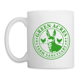 Coffee Mug Festus Logo Green - Coffee/Tea Mug