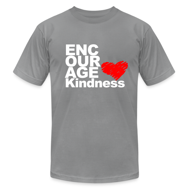 Kindness with Heart - Unisex Tee
