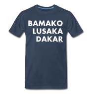 T-Shirts ~ Men's Premium T-Shirt ~ POOR CITY