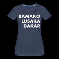 T-Shirts ~ Women's Premium T-Shirt ~ POOR CITY