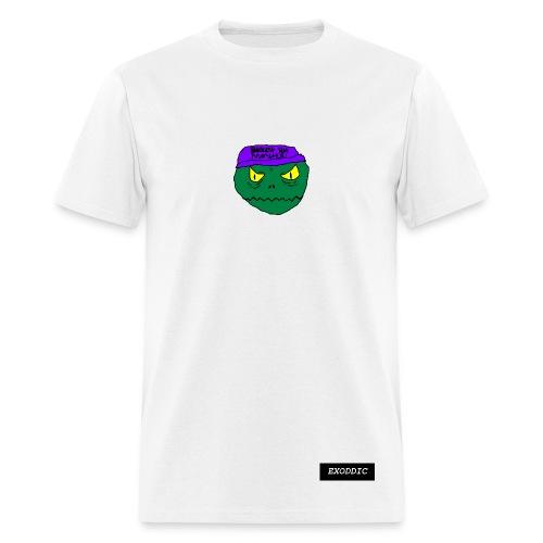 BUKKET HAT MONSTER Basic Tee - Men's T-Shirt
