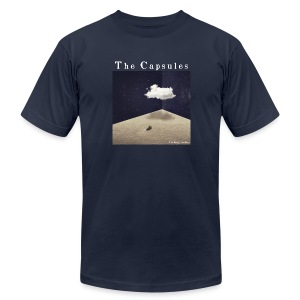 The Long Goodbye T-Shirt - AA - Navy - Men's T-Shirt by American Apparel