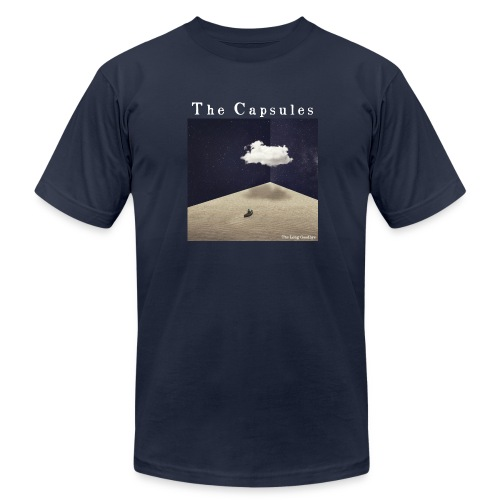 The Long Goodbye T-Shirt - AA - Navy - Men's Fine Jersey T-Shirt