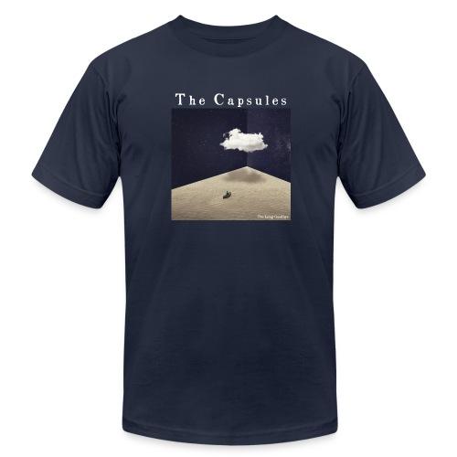 The Long Goodbye T-Shirt - AA - Navy - Men's  Jersey T-Shirt
