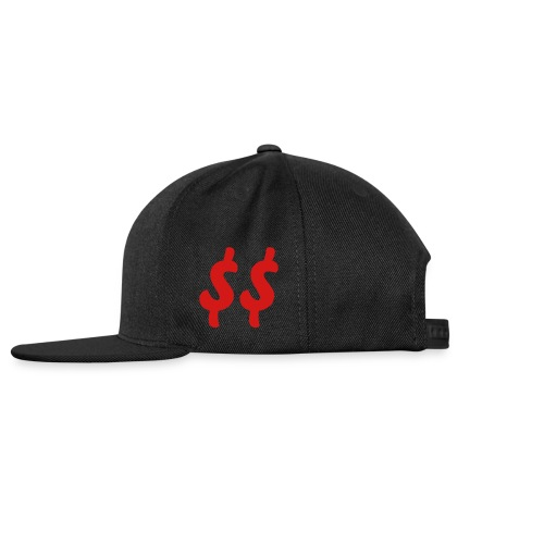 Dolla Signs Snapback - Snap-back Baseball Cap