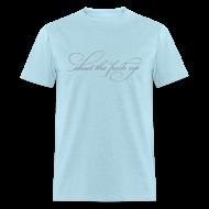 T-Shirts ~ Men's T-Shirt ~ STFU