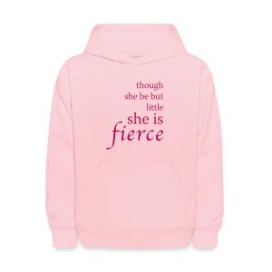 Fierce Kids' Hooded Sweatshirt - Kids' Hoodie