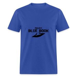 Project Blue Book - Men's T-Shirt
