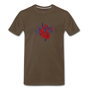 Wild at Heart - Men's Premium T-Shirt