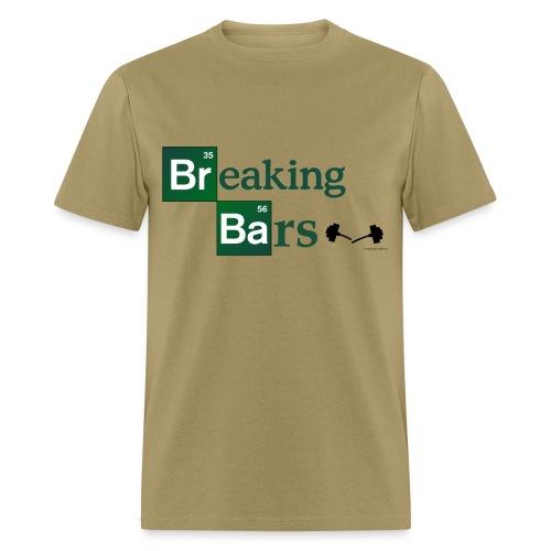 Breaking Bad Gym Parody T - Men's T-Shirt
