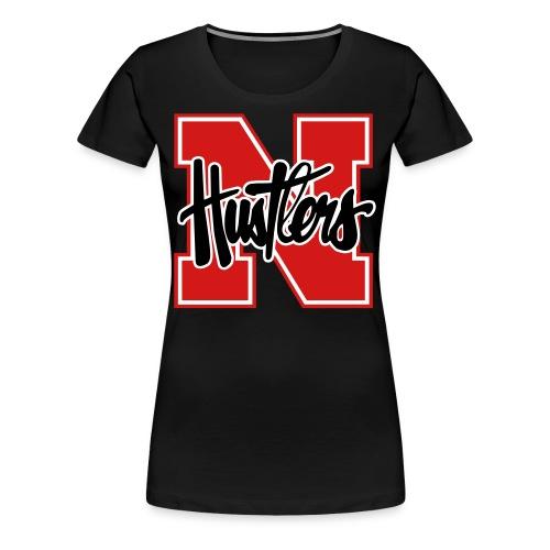 Hustlers - Women's Premium T-Shirt