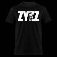 T-Shirts ~ Men's T-Shirt ~ Zyzz Stand Text T-Shirt