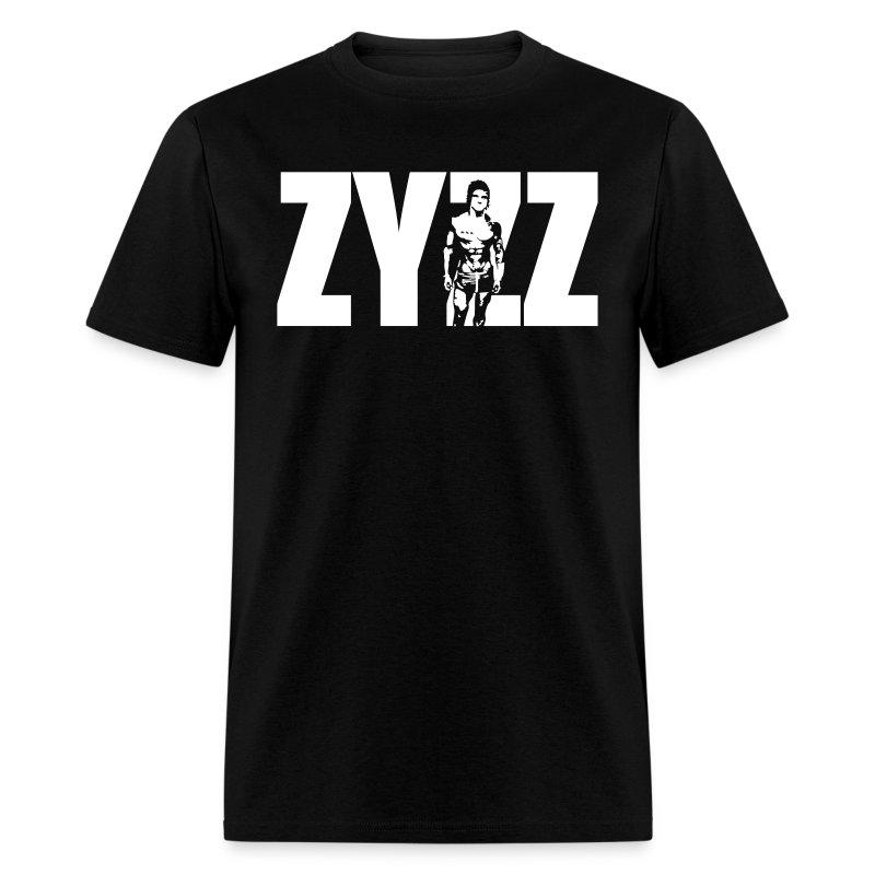 Zyzz T-Shirt Portrait - Men's T-Shirt