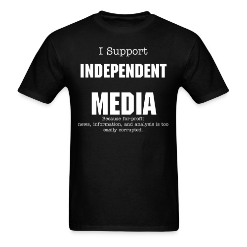 Indy-Media-WT-Mens - Men's T-Shirt