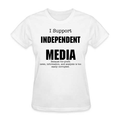 Indy-Media-BT-Womens - Women's T-Shirt