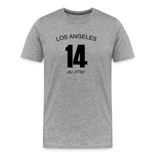 Los Angeles Jiujitsu - Men's Premium T-Shirt